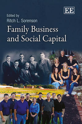 Family Business and Social Capital (Hardback)