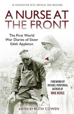 A Nurse at the Front: The First World War Diaries of Sister Edith Appleton (Paperback)