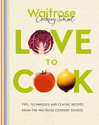 Love to Cook (Hardback)
