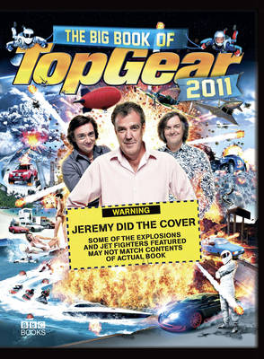 The Big Book of Top Gear 2011 (Hardback)