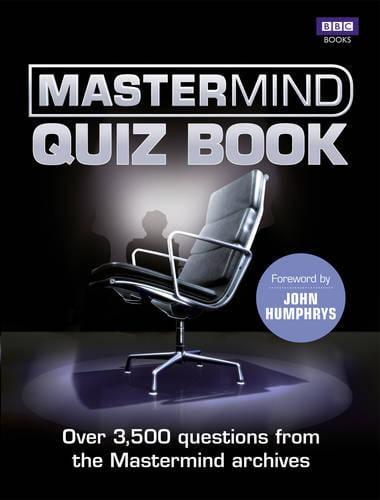 The Mastermind Quiz Book (Paperback)