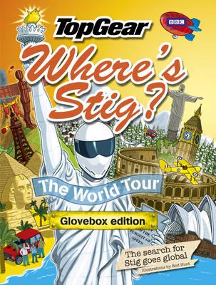 Where's Stig: The World Tour (Hardback)