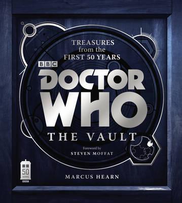 Doctor Who: The Vault (Hardback)