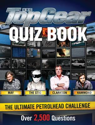 Top Gear Quiz Book (Paperback)
