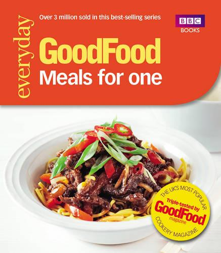 Good Food: Meals for One: Triple-tested recipes (Paperback)