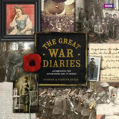 The Great War Diaries (Hardback)
