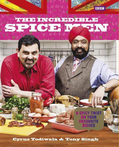 The Incredible Spice Men (Hardback)