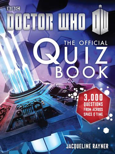 Doctor Who: The Official Quiz Book (Paperback)