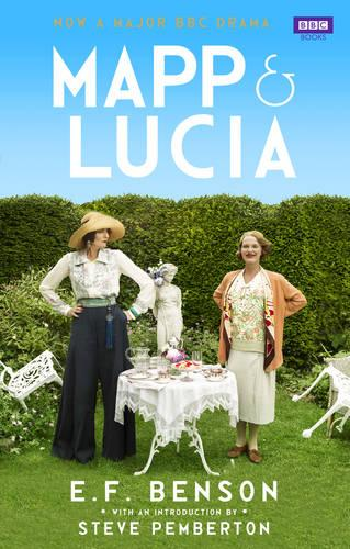 Mapp and Lucia Omnibus: Queen Lucia, Miss Mapp and Mapp and Lucia (Paperback)