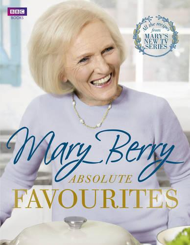 Mary Berry's Absolute Favourites (Hardback)