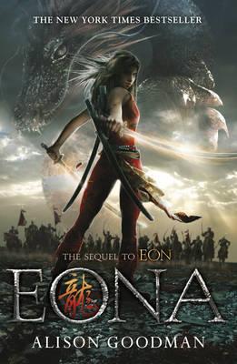 Eona: Return of the Dragoneye - Dragoneye 2 (Paperback)