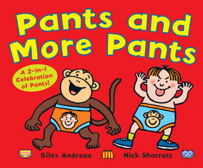 Pants and More Pants (Paperback)