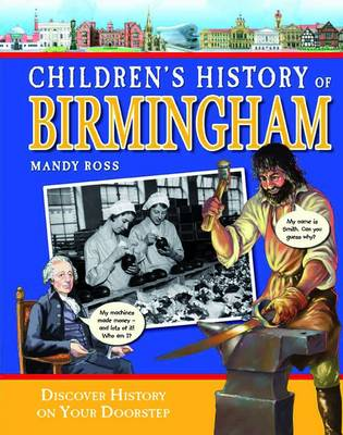 Children's History of Birmingham (Hardback)
