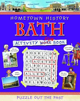 Bath Activity Book - Hometown History Activity No. 1 (Paperback)