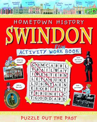 Swindon Activity Book - Hometown History Activity No. 5 (Paperback)