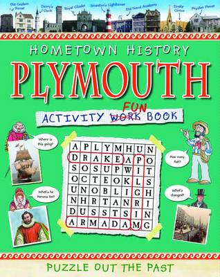 Plymouth Activity Book - Hometown History Activity No. 7 (Paperback)