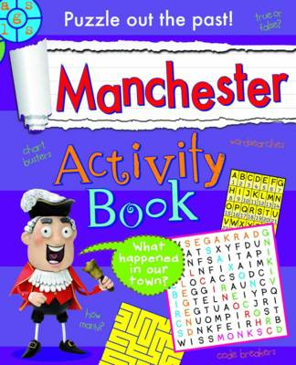 Manchester Activity Book - Hometown History Activity No. 14 (Paperback)