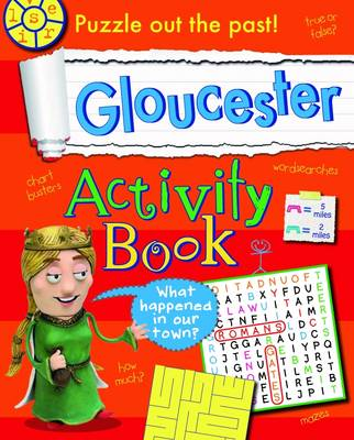 Gloucester Activity Book - Hometown History Activity No. 15 (Paperback)