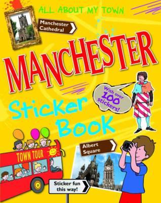 Manchester Sticker Book (Paperback)