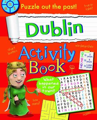 Dublin Activity Book (Paperback)