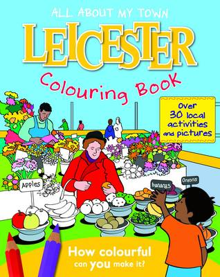 Leicester Colouring Book (Paperback)
