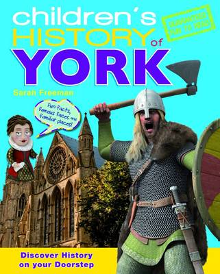 Children's History of York (Paperback)