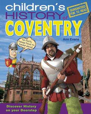 Children's History of Coventry (Paperback)