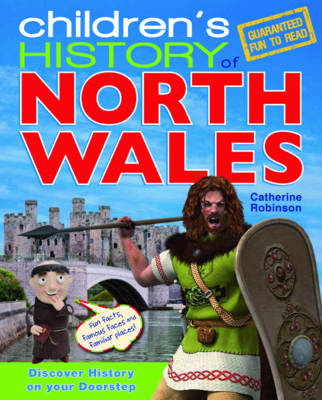Children's History of North Wales (Hardback)