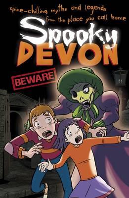 Spooky Devon (Paperback)