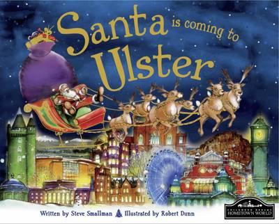 Santa is Coming to Ulster (Hardback)