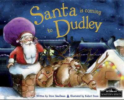 Santa is Coming to Dudley (Hardback)