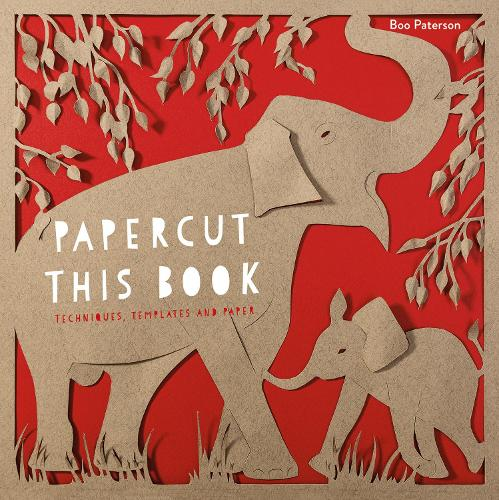 Papercut This Book: Techniques, templates and paper (Paperback)