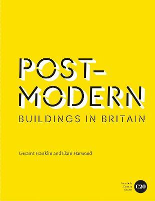 Post-Modern Buildings in Britain (Hardback)