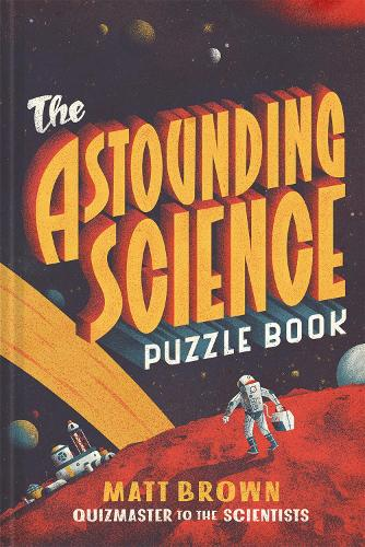 The Astounding Science Puzzle Book (Paperback)