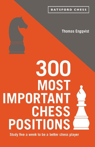 300 Most Important Chess Positions (Paperback)