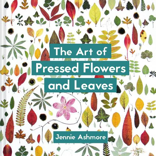 The Art of Pressed Flowers and Leaves: Contemporary techniques & designs (Paperback)