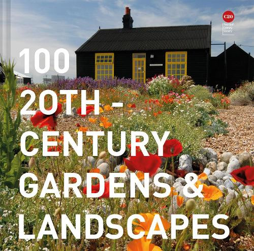 100 20th-Century Gardens and Landscapes (Hardback)