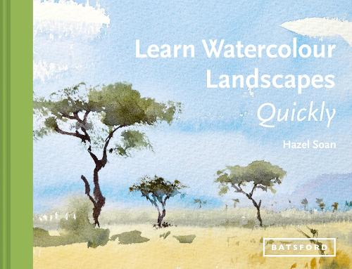Learn Watercolour Landscapes Quickly (Hardback)
