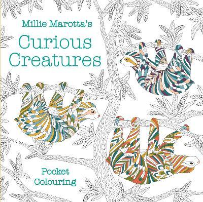 Millie Marotta's Curious Creatures Pocket Colouring - Millie Marotta (Paperback)