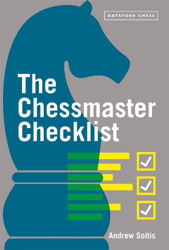 The Chessmaster Checklist (Paperback)