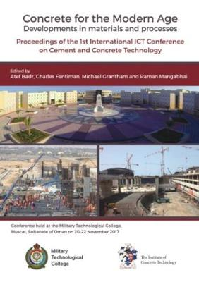Concrete for the Modern Age: Developments in Materials and Processes (Hardback)