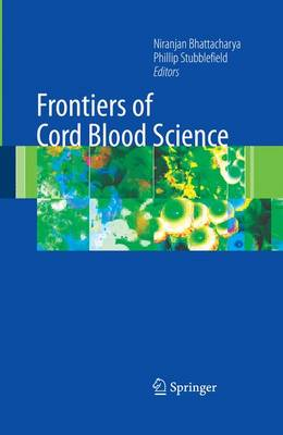 Frontiers of Cord Blood Science (Paperback)