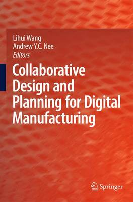 Collaborative Design and Planning for Digital Manufacturing (Paperback)