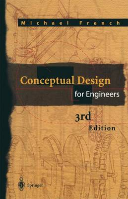 Conceptual Design for Engineers (Paperback)