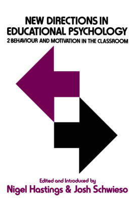 New Dir. In Education Psycholo (Paperback)