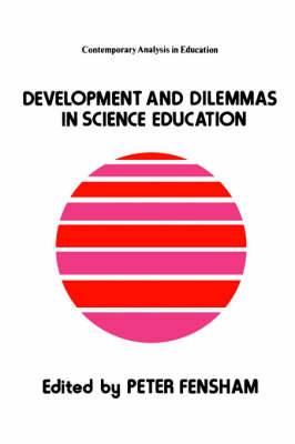 Developments And Dilemmas In Science Education (Paperback)
