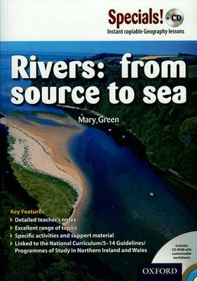 Secondary Specials! +CD: Geography Rivers: From Source to Sea - Secondary Specials! +CD