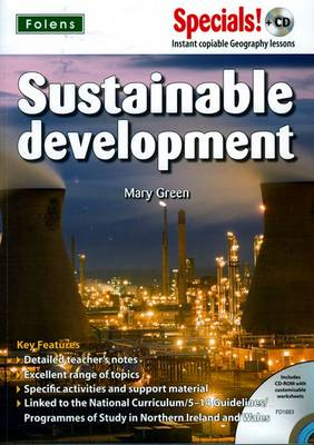 Secondary Specials! +CD: Geography - Sustainable Development - Secondary Specials! +CD