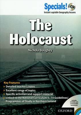 Secondary Specials! +CD: History - The Holocaust - Secondary Specials! +CD