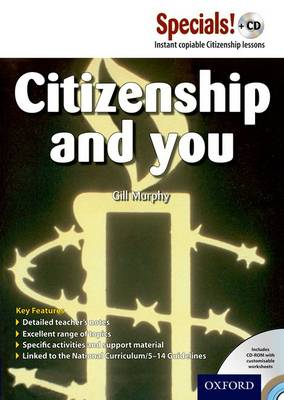 Secondary Specials! +CD: PSHE - Citizenship & You